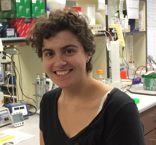 Amira Sabry was awarded an assistantship from the Undergraduate Research Opportunities Program (UROP)