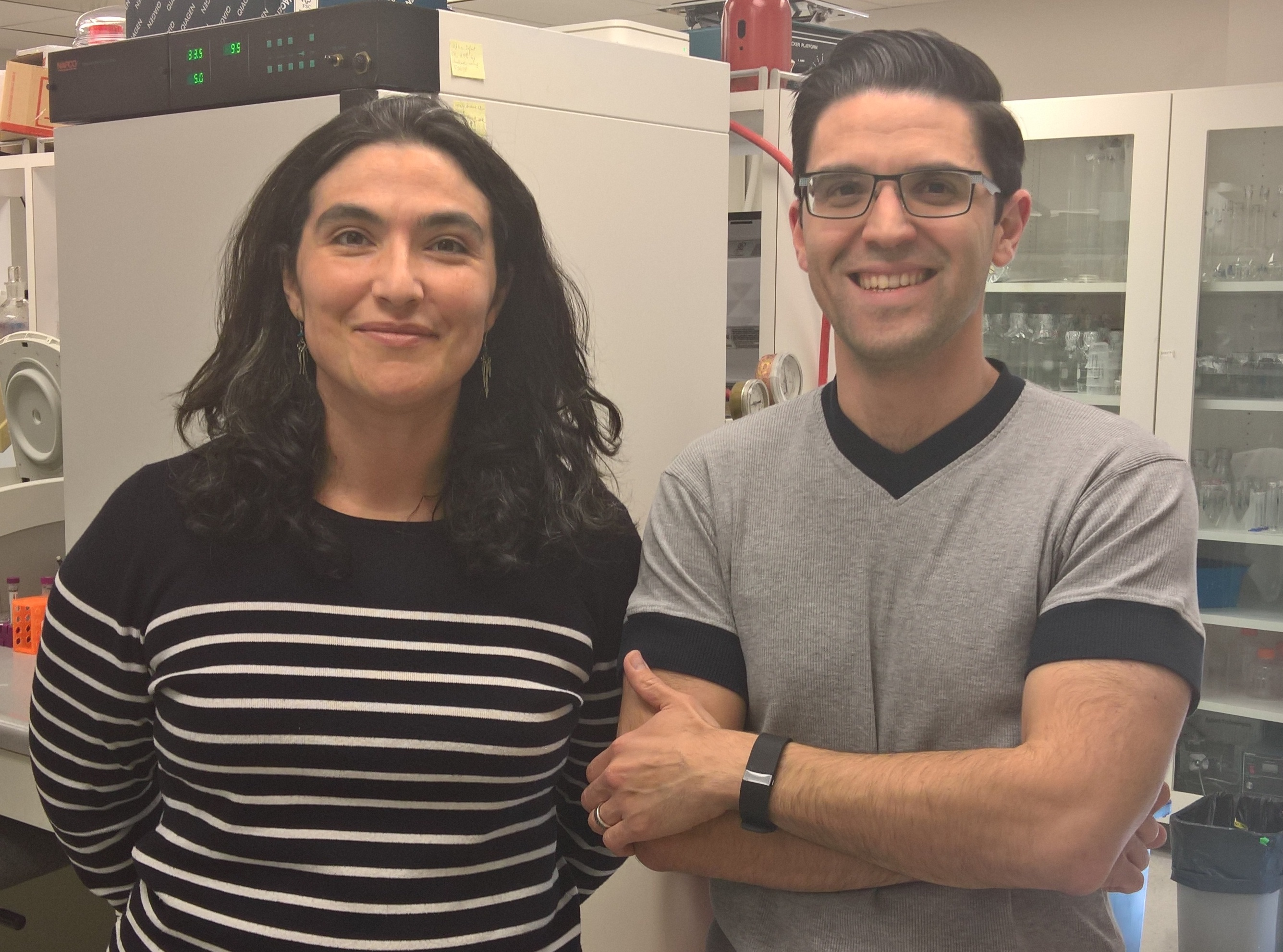 CVRTI Postdocs awarded 1st and 2nd place in Poster Competition