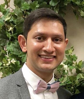 Rachit Badolia was awarded the AHA Post-Doctoral Fellowship 2019