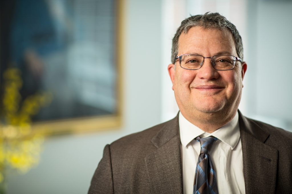 Robin Shaw Profile Picture CVRTI Director